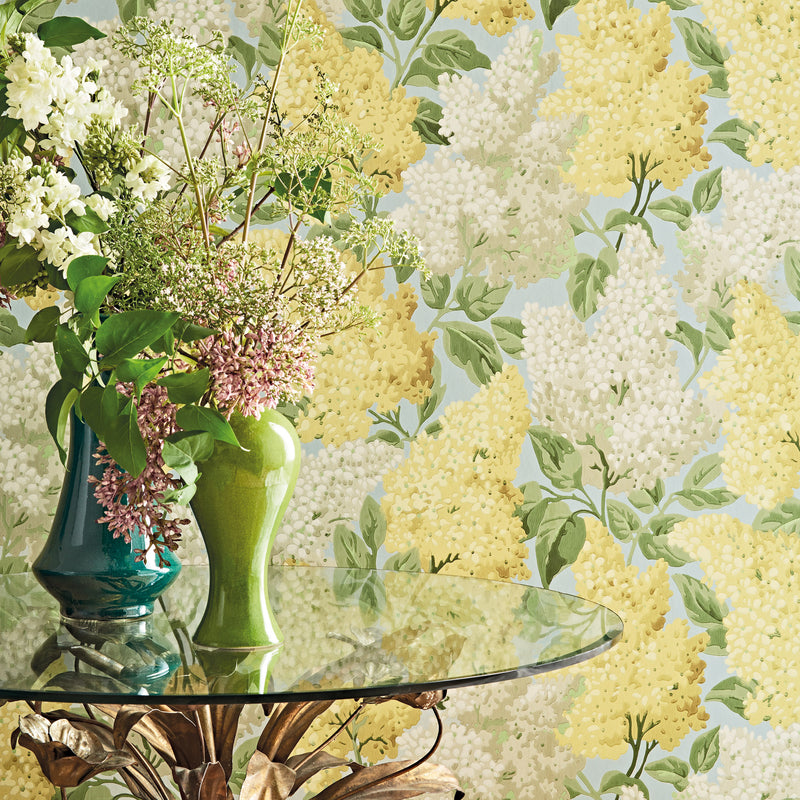 Cole & Son Lilac Wallpaper 115/1003 Roomset