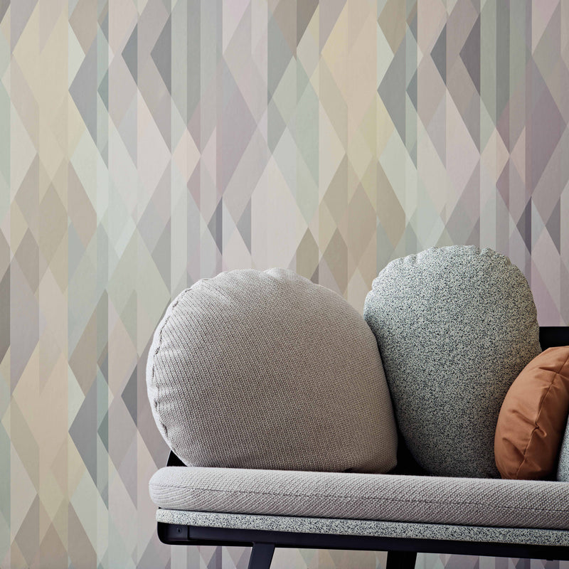 Cole and Son 'Prism' Wallpaper 112/7025 Roomset