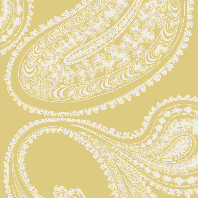 Cole & Son Rajapur Flock Wallpaper 112/9031