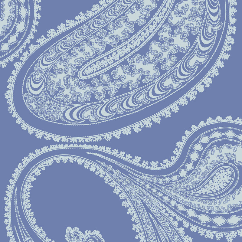 Cole & Son Rajapur Flock Wallpaper 112/9032