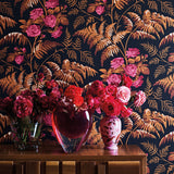 Cole & Son Rose Wallpaper 115/10029 Roomset