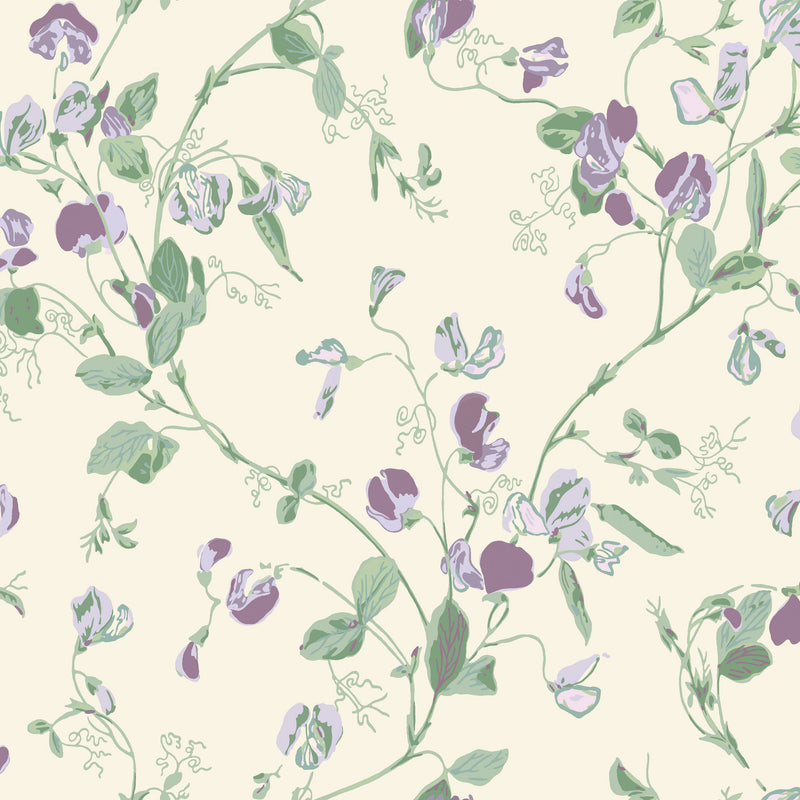 Cole & Son Sweet Pea Wallpaper 100/6030