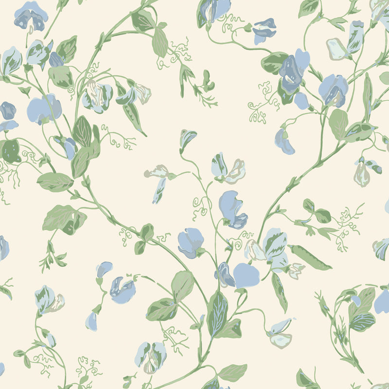 Cole & Son Sweet Pea Wallpaper 100/6031