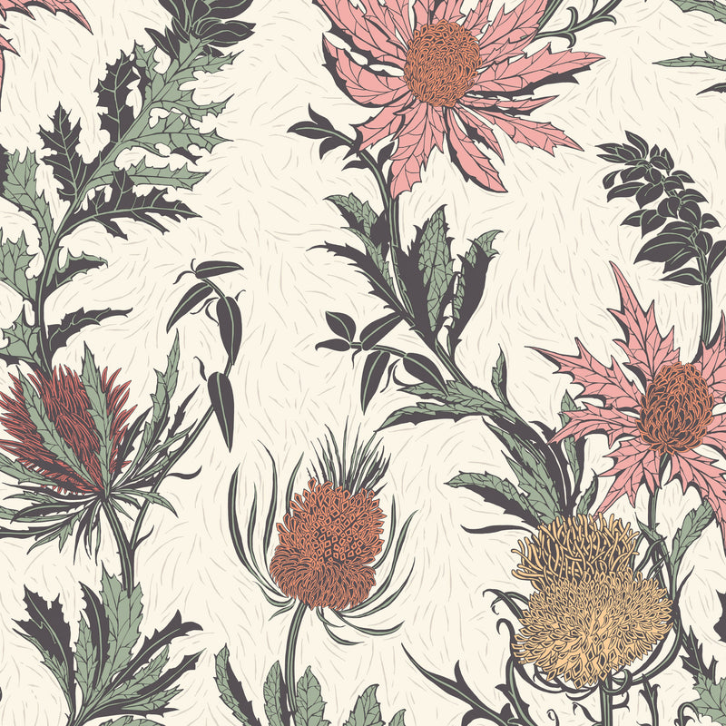Cole & Son Thistle Wallpaper 115/14043