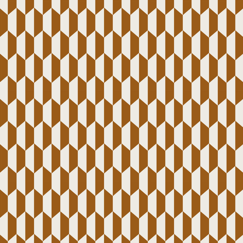 Cole & Son 'Tile' Fabric F111/9035