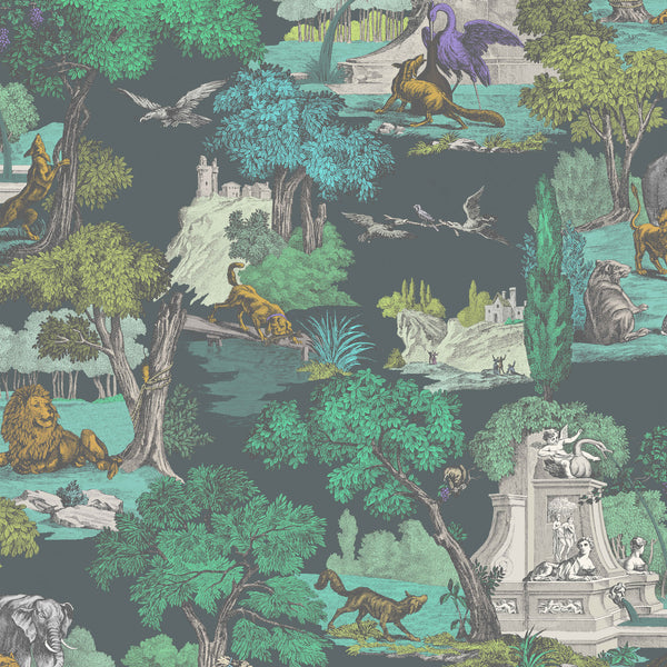 Cole & Son 'Versailles Grand' Fabric F111/6022