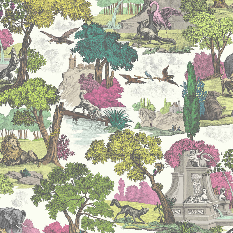 Cole & Son 'Versailles Grand' Fabric F111/6023