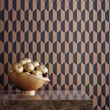 Cole & Son Petite Tile Wallpaper Roomset