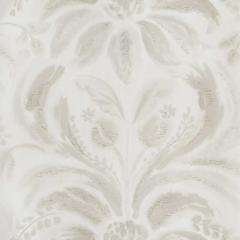Designers Guild 'Angelique Damask' Wallpaper Linen
