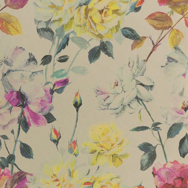 Designers Guild 'Couture Rose' Wallpaper Tuberose