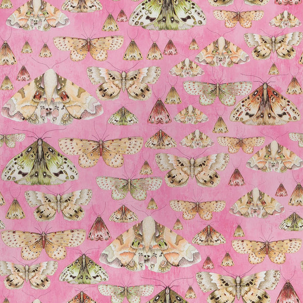 Designers Guild 'Issoria' Wallpaper Rose