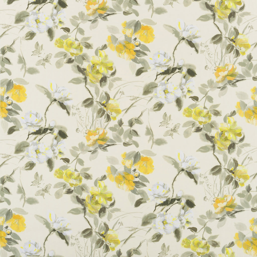 Designers Guild 'Lisse' Fabric Buttermilk