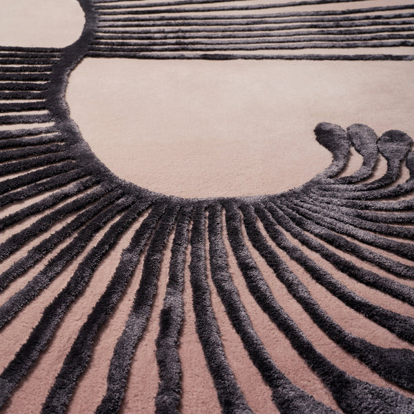 Edward Fields 'Taxonomy / Lamela' Rug by Bec Brittain Detail