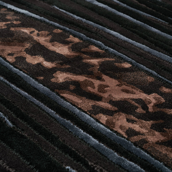 Edward Fields 'Taxonomy / Magma' Rug by Bec Brittain Detail 1