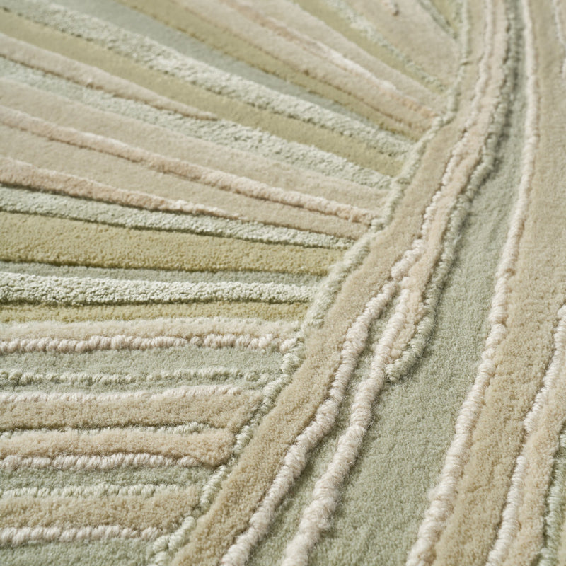 Edward Fields 'Taxonomy / Tephra' Rug by Bec Brittain Detail 1