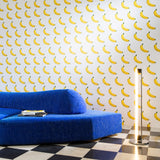 Flavor Paper for Arte B-a-n-a-n-a-s Wallpaper Roomset