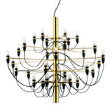 2097 30 Light Chandelier Brass