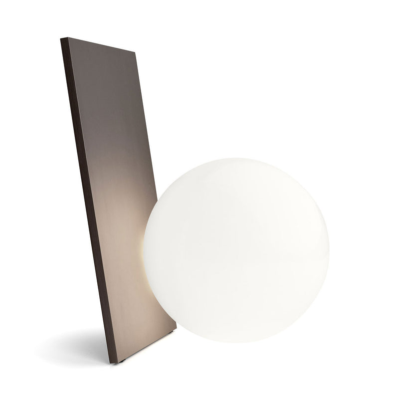 Flos Extra T Table Lamp Anodized Bronze