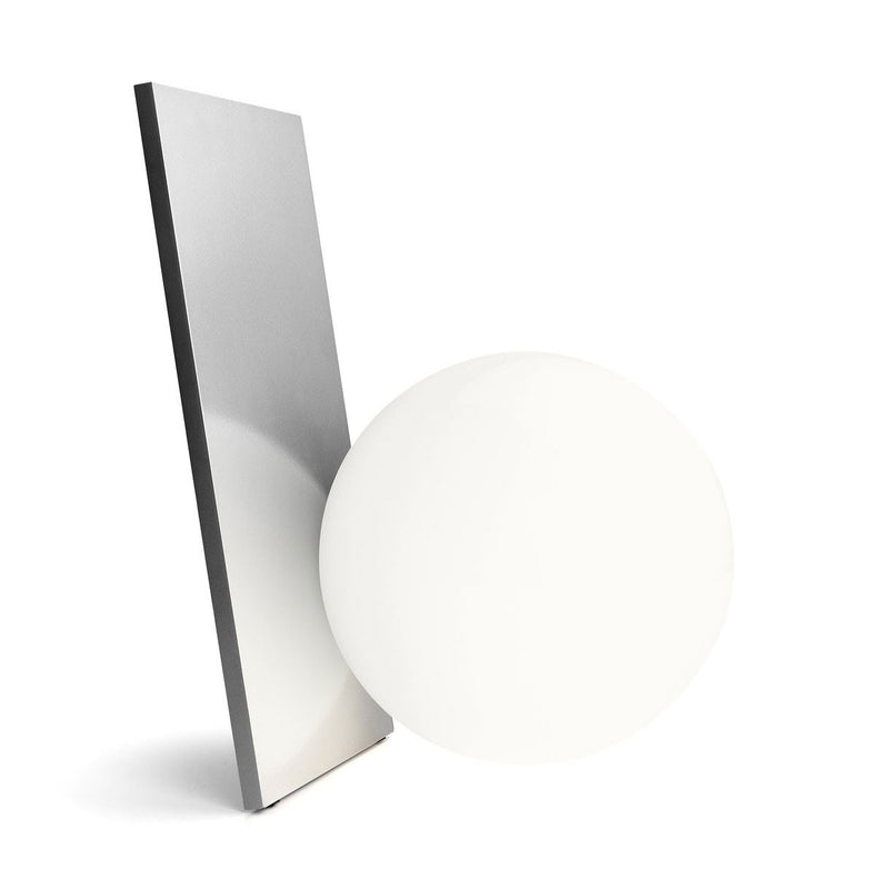 Flos Extra T Table Lamp Silver