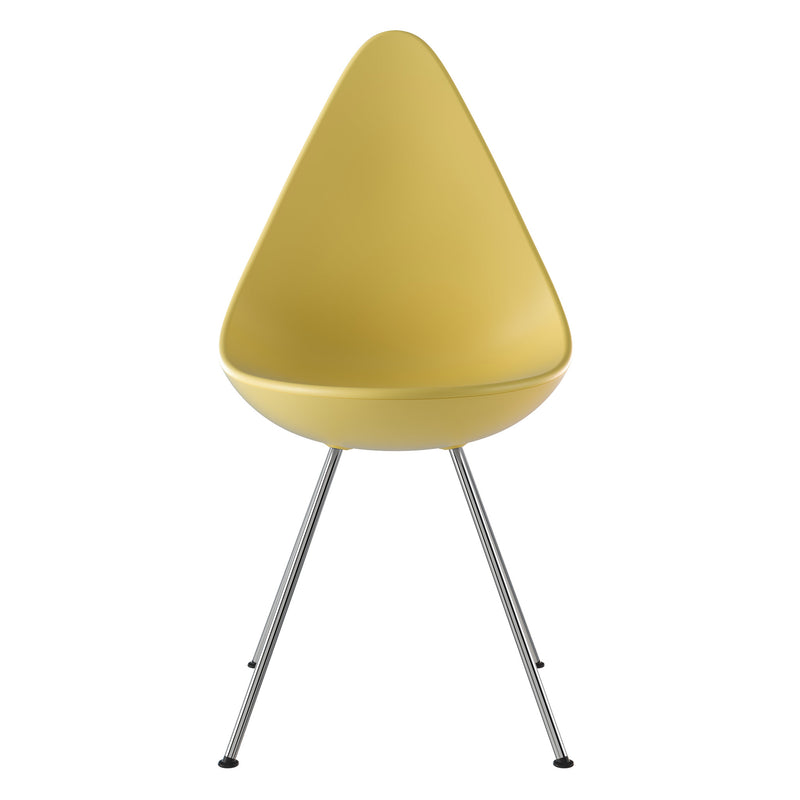 Fritz Hansen 'Drop' Chair 2019 Gen-Z Yellow