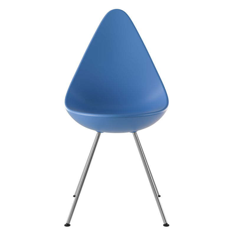 Fritz Hansen 'Drop' Chair 2019 If In Doubt Blue