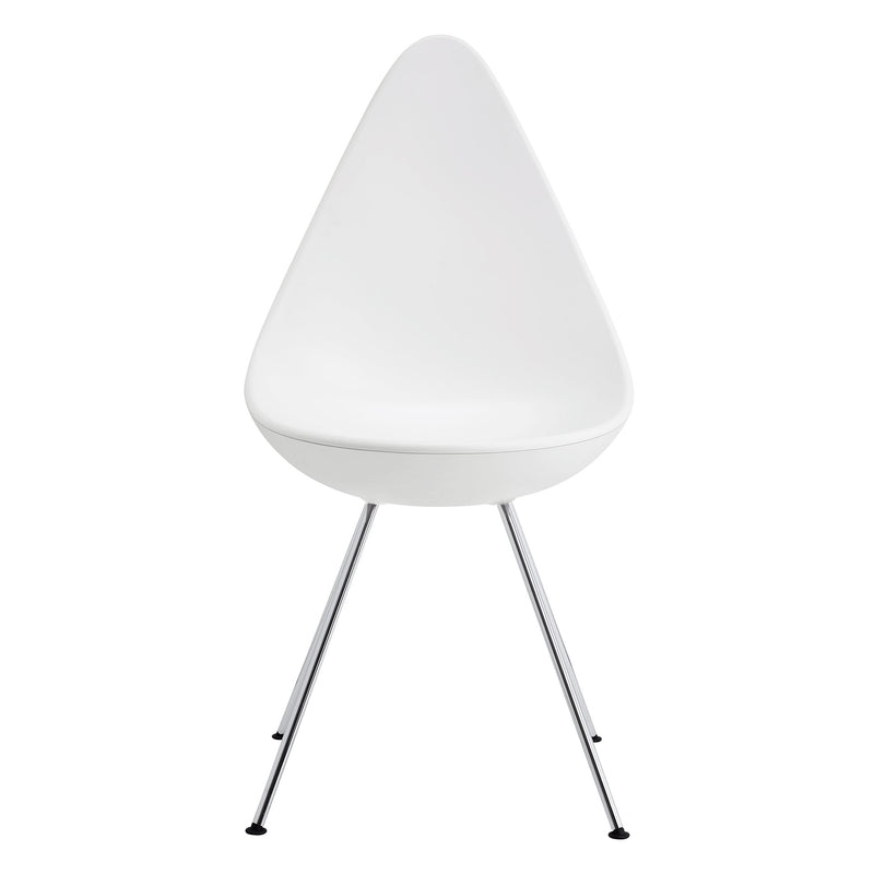Fritz Hansen 'Drop' Chair 2019 White