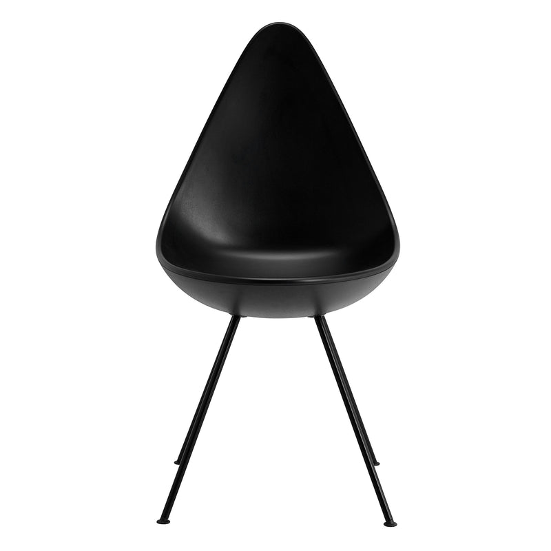 Fritz Hansen 'Drop' Chair - Monochrome 2019 Black