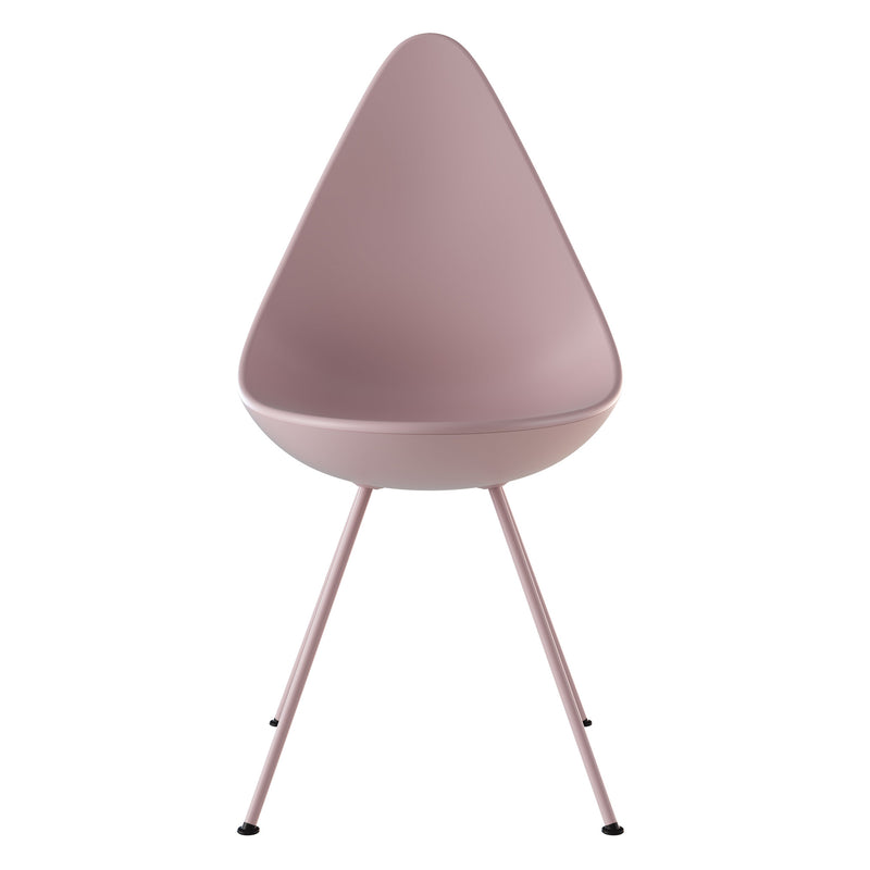 Fritz Hansen 'Drop' Chair - Monochrome 2019 Millennial Pink