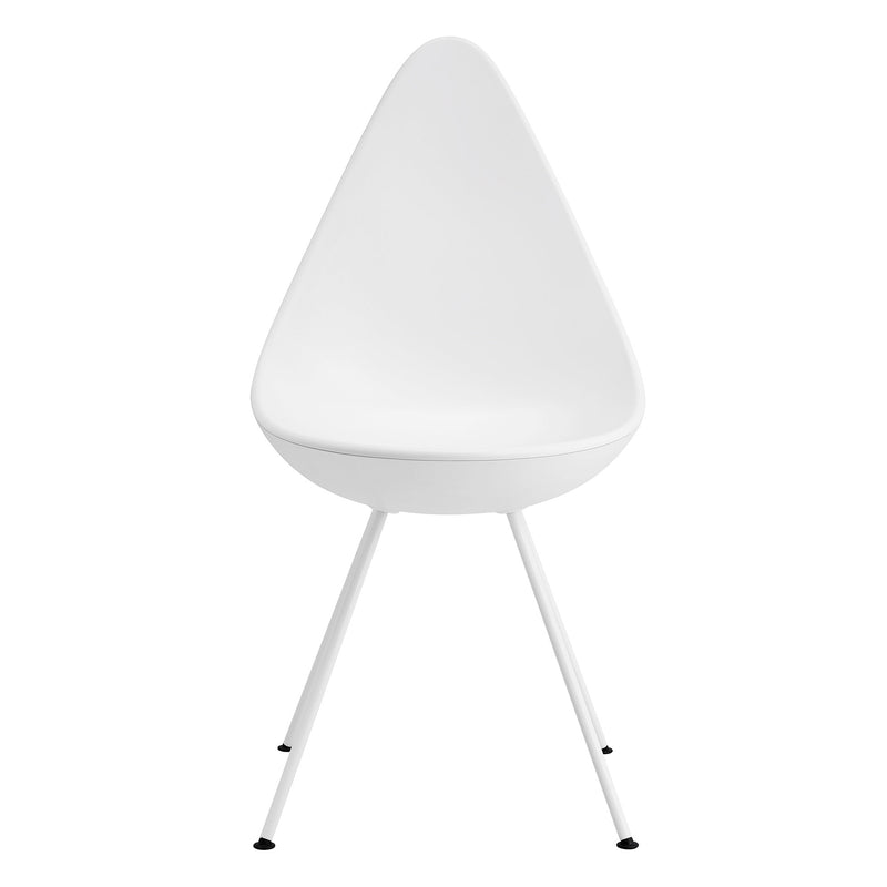Fritz Hansen 'Drop' Chair - Monochrome 2019 White