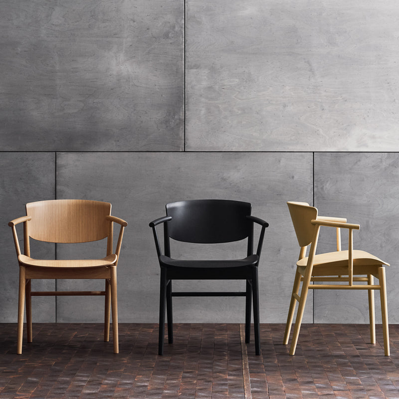 Fritz Hansen 'N01 Armchair' by Nendo Group