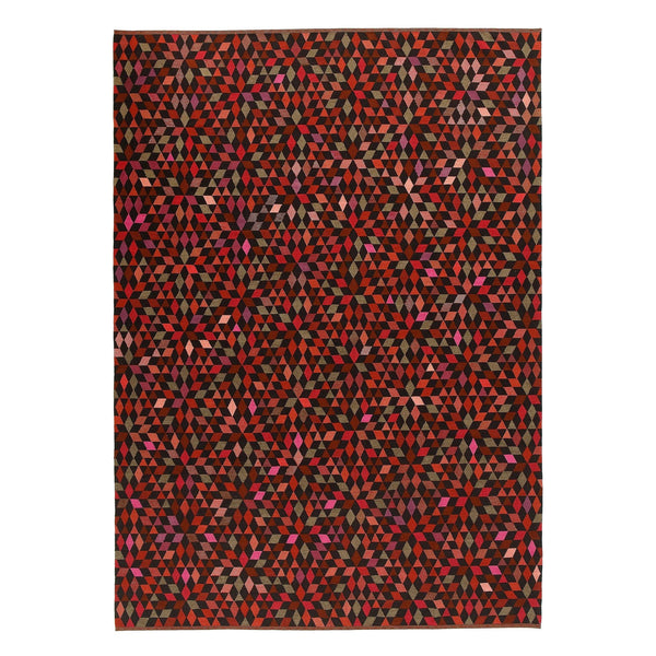 Golran 1898 Diamond Strawberry Rug by Bertjan Pot