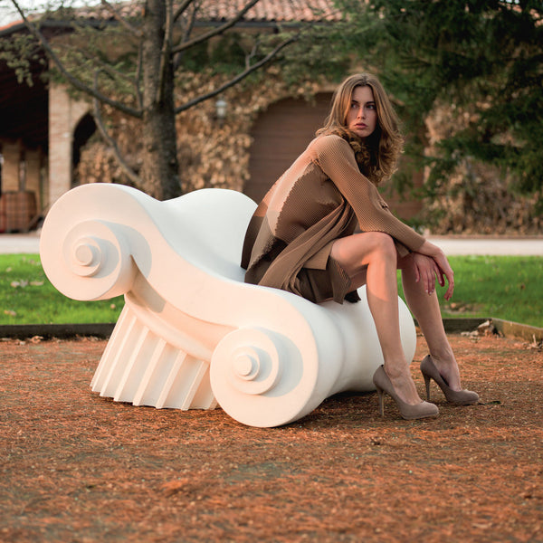 Gufram 'Capitello' Chaise Lounge by Studio 65 Model