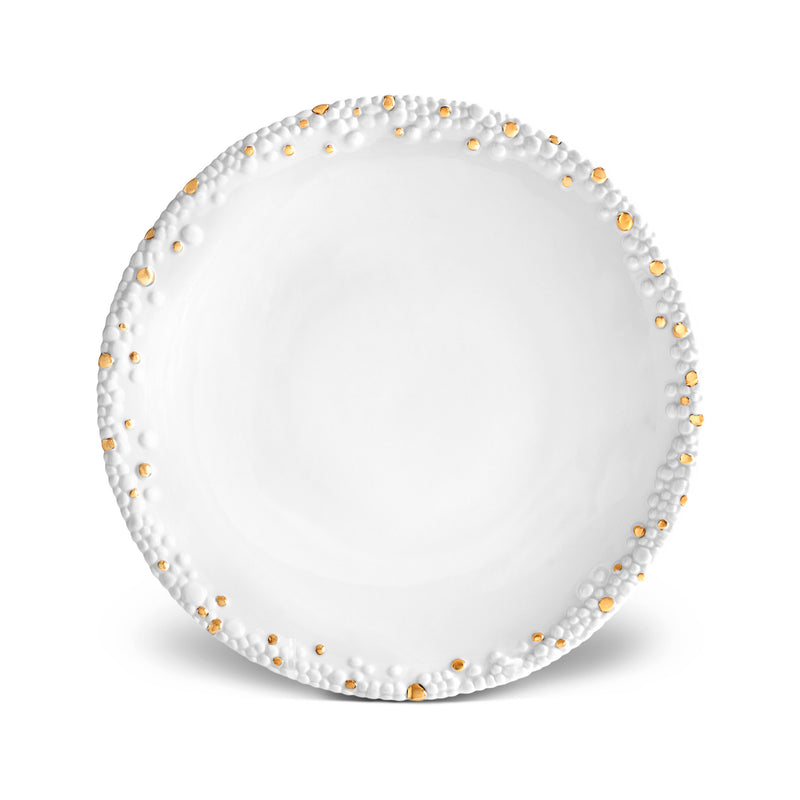 Haas Brothers 'Mojave' Dinner Plate - Gold