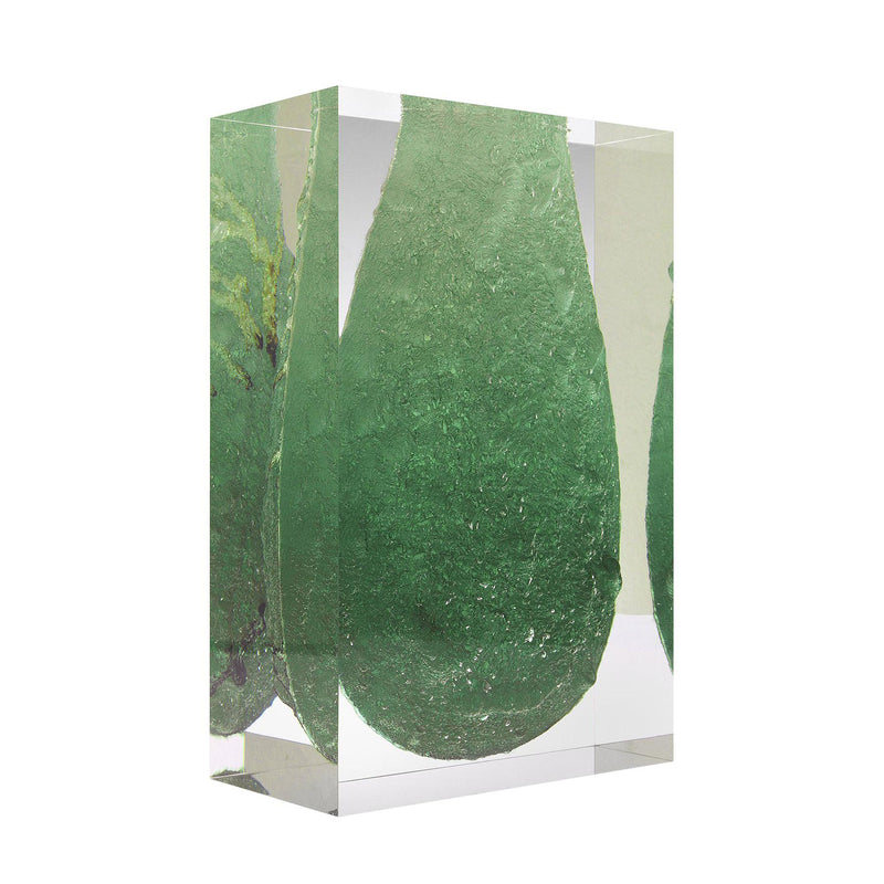 JCP 'Glacoja' Vase by Analogia Project Emerald