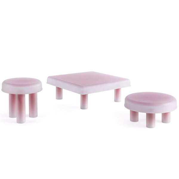 JCP 'Sopovria Re' Coffee Table by Sovrappensiero Coral Group