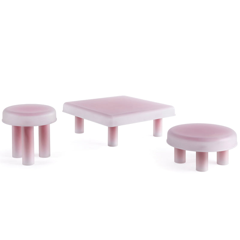 JCP 'Sopovria So' Coffee Table by Sovrappensiero Coral Group