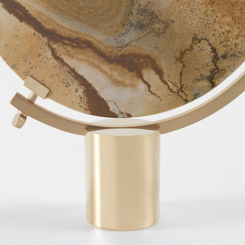 JCP Universe 'Naia' Table Mirror by CTRLZAK Base Detail