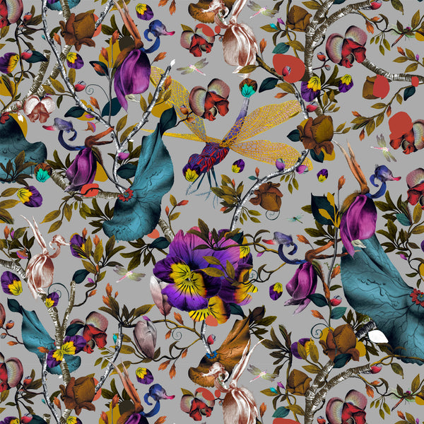 Kit Miles 'Biophillia' Wallpaper High Colour
