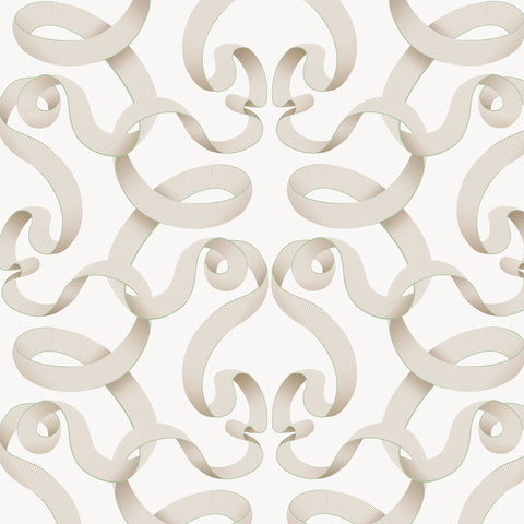 Kit Miles Emperor Damask Wallpaper