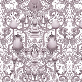 Kit Miles 'Europa' Wallpaper Plum