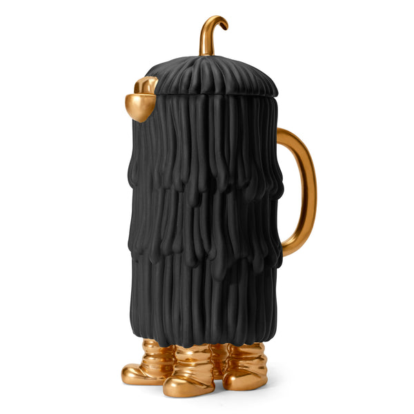 L'Objet x Haas Brothers 'Djuna' Coffee & Tea Pot - Black