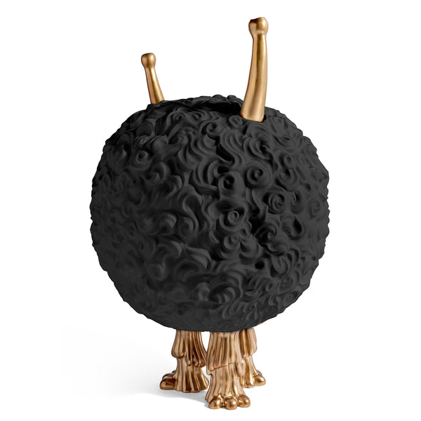 L'Objet x Haas Brothers 'Monster' Incense Burner - Black Back
