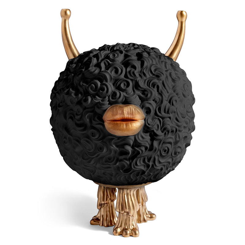 L'Objet x Haas Brothers 'Monster' Incense Burner - Black