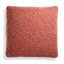 L'Objet x Haas Brothers Vermiculation Pillow - Brick