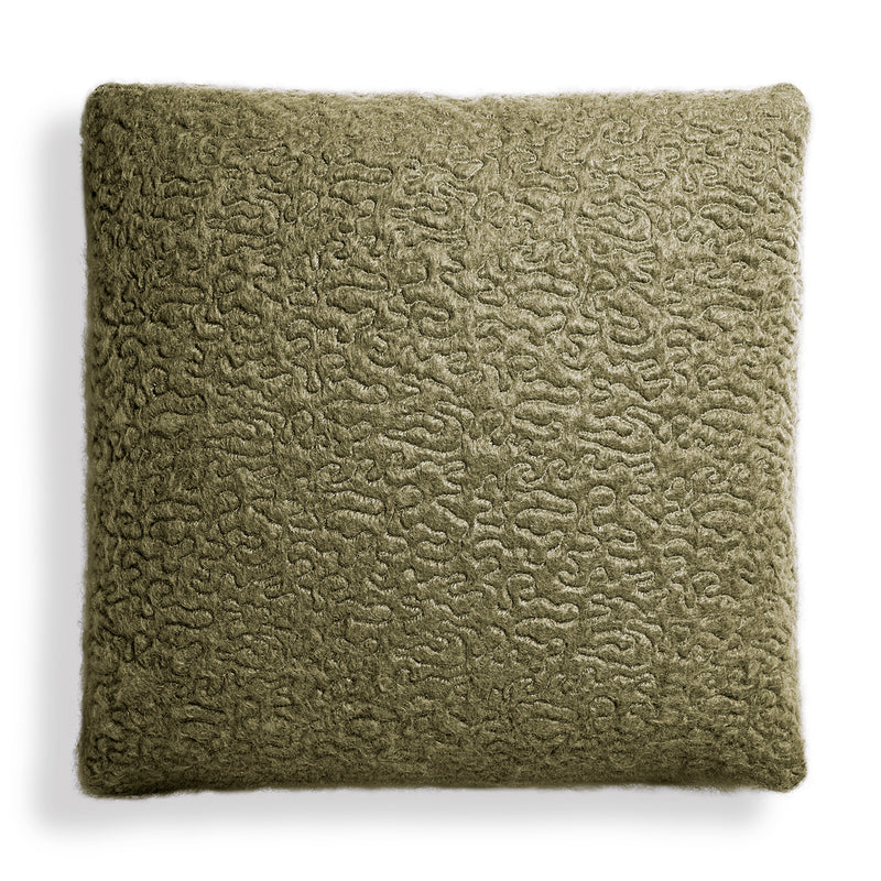 L'Objet x Haas Brothers Vermiculation Pillow - Sage