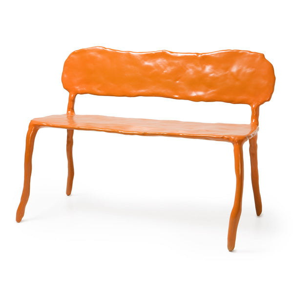Maarten Baas Clay Bench Orange