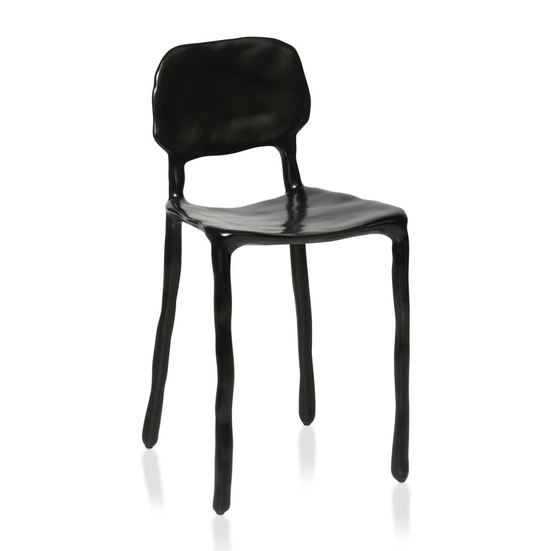 Maarten Baas Clay Dining Chair Black