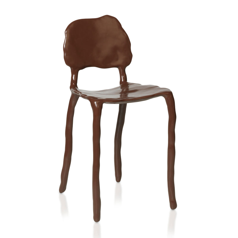 Maarten Baas Clay Dining Chair Brown