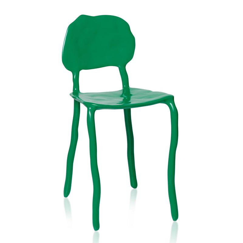 Maarten Baas Clay Dining Chair Green