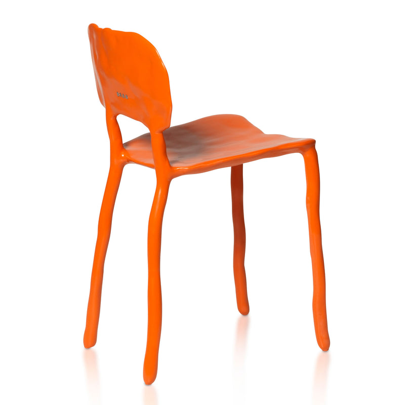 Maarten Baas Clay Dining Chair Orange